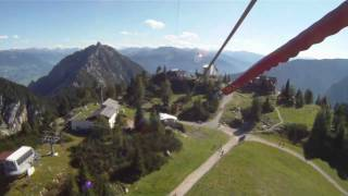 Air Rofan Flug am Achensee