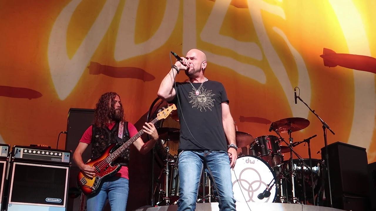 Jason Bonham's Led Zeppelin Evening - Immigrant Song - Charlotte, N C   8/30/19