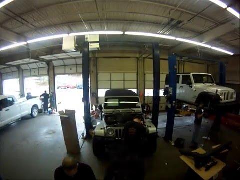 Jeep Mercenary Off Road Build - World of Wheels Car Show - Kansas City 2012