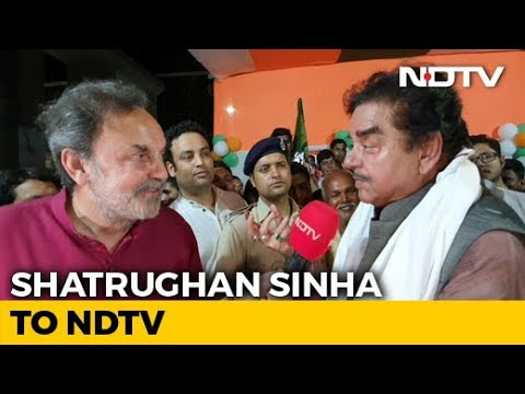 'Advani Ji Was In Tears, Didn't Stop Me From Leaving': Shatrughan Sinha