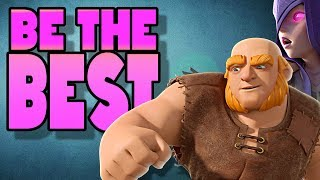 Be The BEST Giant BoWitch Attacker in Your Clan | Clash of Clans