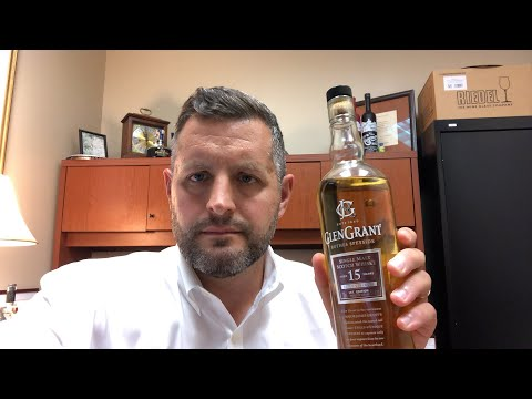GlenGrant 15yr Single Malt Scotch
