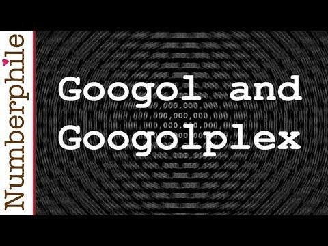 Googol and Googolplex - Numberphile