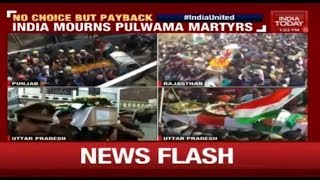 India Mourns Pulwama Martyrs | Ground Report From Martyrs' Home
