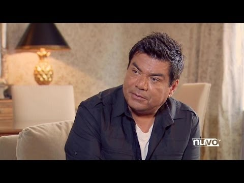 George Lopez Talks Growing Up | Mario Lopez: One On One