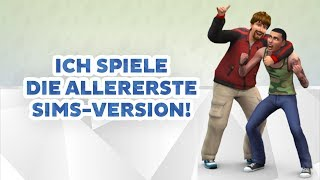Ich spiele die allererste Sims-4-Version! | sims-blog.de
