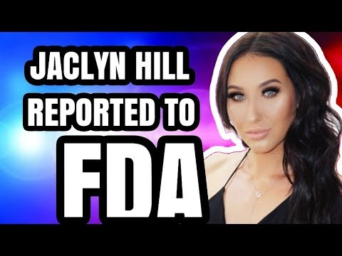 JACLYN HILL REPORTED TO FDA DUE TO CONTAMINATED LIPSTICK thumbnail