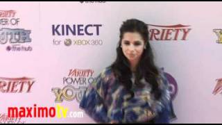 JOSIE LOREN at 4th Annual Power of Youth Event
