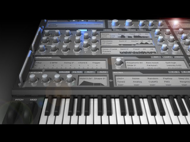 Tone2 Electra2 Synthesizer Workstation Now Available
