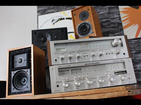 Does Vintage Stereo Sound Better /and Why.?