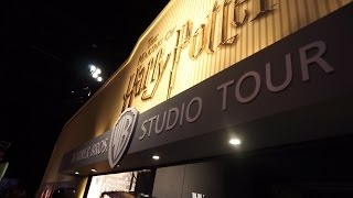 Wand Making & Props at the WB Studio Tour (Celebration of Harry Potter) 1.31.16