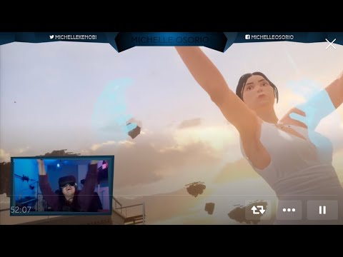 Trying Sansar for the first time. Virtual Reality Livestream.
