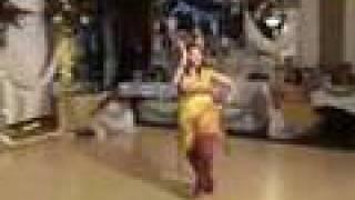 Roshni Rathi's performance @ Sunny & Megha's Mendhi 012508