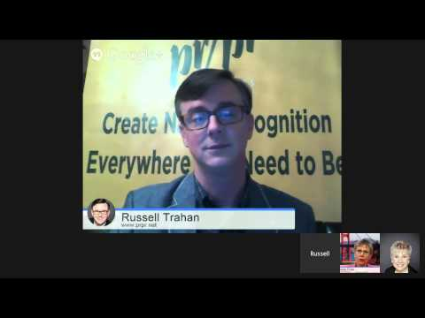 How to Get Publicity for Speakers: Russell Trahan PR/PR & Fripp