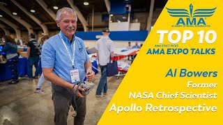 Apollo Lunar Missions: 50 Years Later with Al Bowers