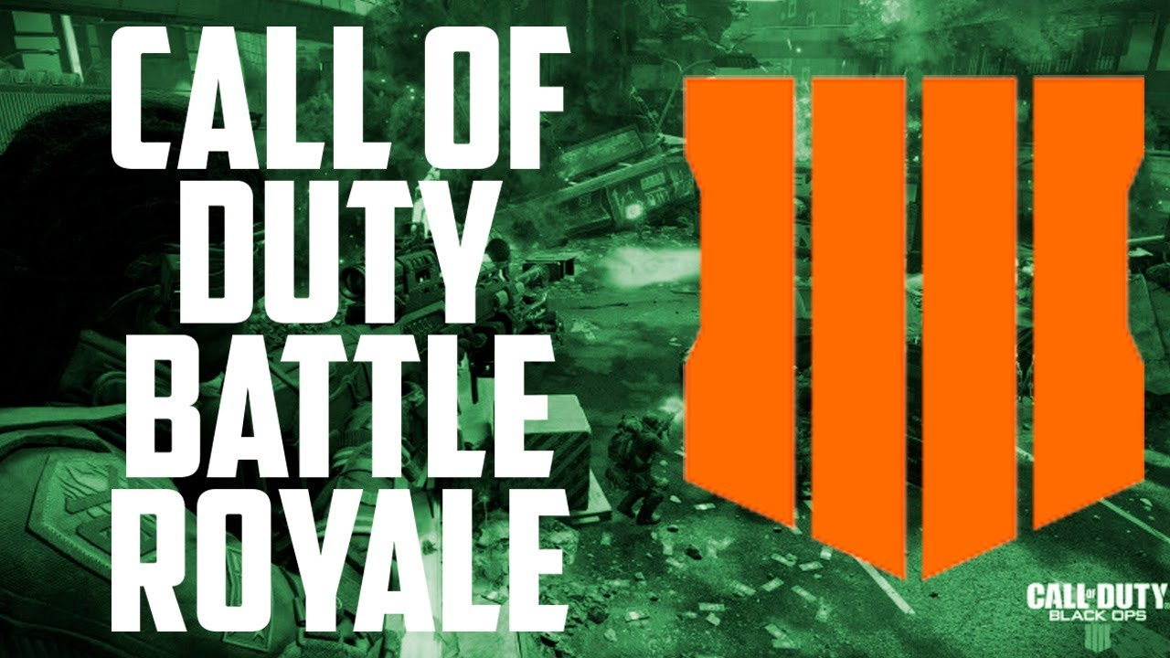 ¡New COD Battle Royale!