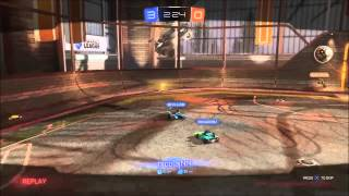 Rocket League ESL Kick Off Cup #1 - Rainbow Rocketeers V BBCO Game 2