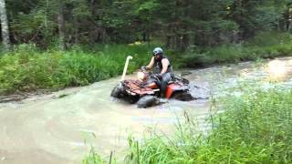 Embarr River Atv Park Trip Tigerton Wi