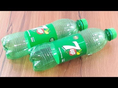 waste plastic bottle reuse idea for flower vase | best out of waste | plastic bottle craft idea