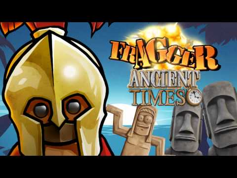 Fragger - Ancient Times Ambient Music (Produced by Andrew DNG Gomes)