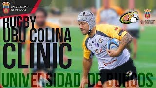 Rugby Universidad de Burgos. UBU-Colina Clinic Vs Real Oviedo Rugby