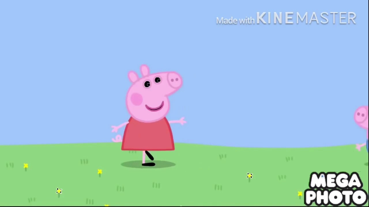 Peppa Pig Intro In G Major 4