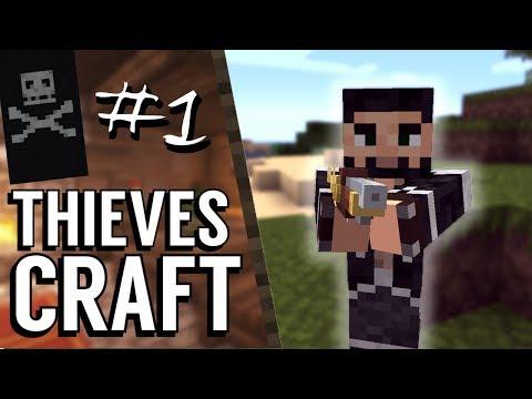 Sea Of Thieves In Minecraft? | ThievesCraft 1