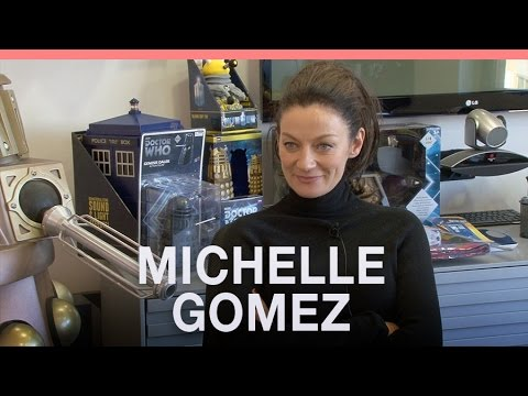 Michelle Gomez 'I'd love to come back to Doctor Who'