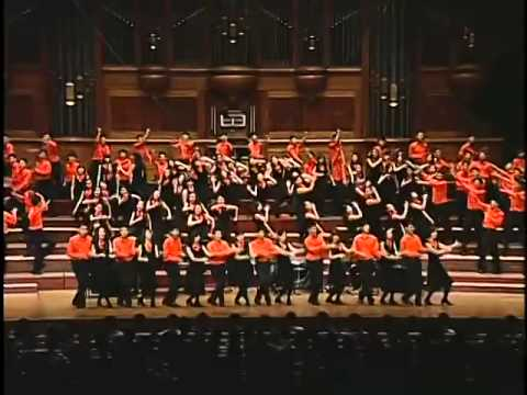 "We Go Together (from ""Grease"") - National Taiwan University Chorus"