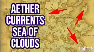 FFXIV Heavensward 3.0 0719 Aether Currents Sea of Clouds