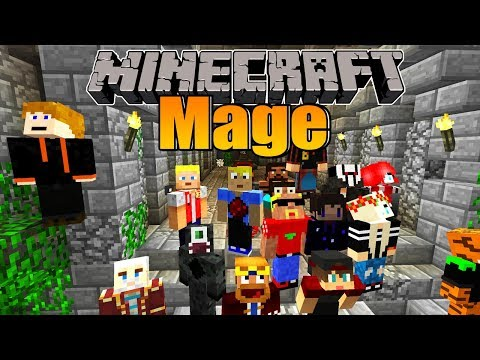 Ein Projekt Mit Nur MAGIE! - Minecraft Mage #01