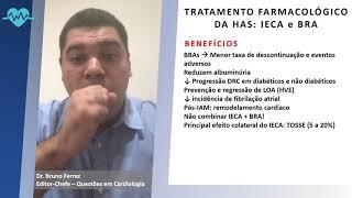 IECAs e BRAs no tratamento da hipertensão arterial