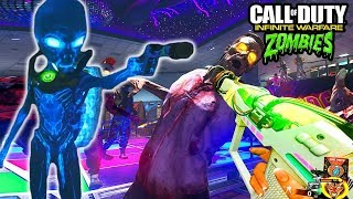 Download Video NEW BOSS FIGHT ONLY HALLOWEEN GAMEMODE!!! - INFINITE WARFARE ZOMBIES HALLOWEEN GAMEPLAY MP3 3GP MP4