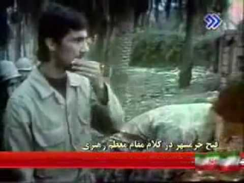 Iranian IRGC, Basij, Hezbollah and National Army Resistance in Khorramshahr against Iraq Army 1980