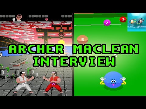 Archer Maclean: International Karate & Jimmy White's Snooker - The Retro Hour EP136