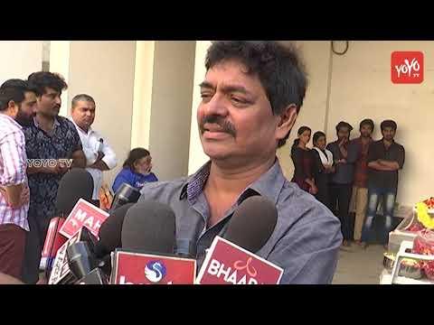 Sivaji Raja Tribute to Rajiv Kanakala's...