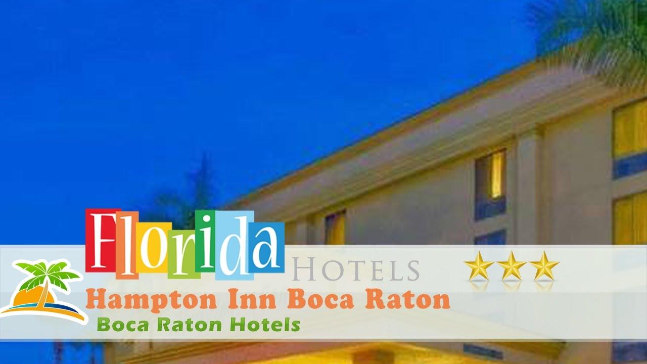 Hampton Inn Boca Raton Hotels Florida