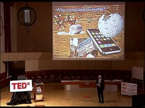 Knowledge is freedom and comes mainly from science:  Arkadiusz Wójs at TEDxWroclaw