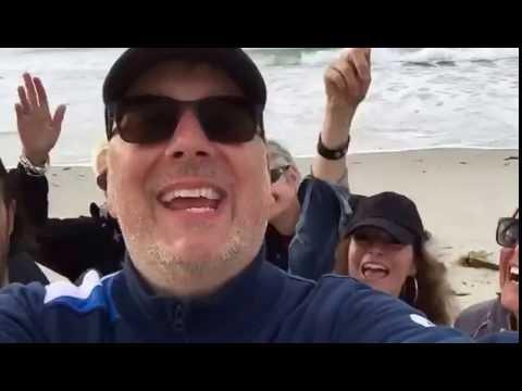 Beach Boys - Surfin' USA ... Los Pubones feat. Matt Vader- Live from Highway 1