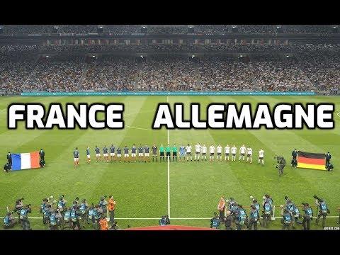 best choice aliexpress vast selection FRANCE - ALLEMAGNE   Champion du Monde vs L National Mannschaft FIFA 19