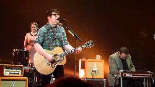 The Decemberists - Rise To Me, live at Hammersmith Apollo 16/03/11