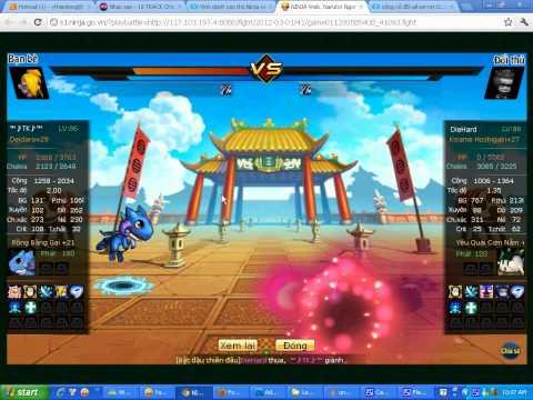 Playpark.vn - Cao thủ siêu tấn công trong webgame Ninja VTC