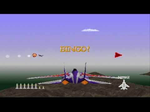 Air Combat Playthrough Mission 3 Intercept