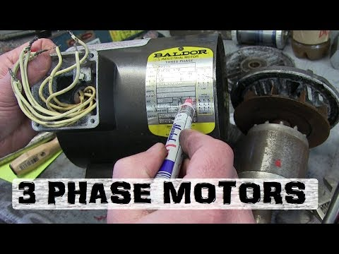 BOLTR: Induction Motors EXPLAINED! | Power Factor and Failur