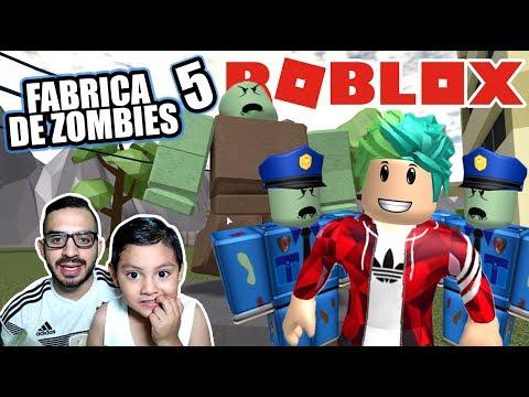 Fabrica De Zombies 5   Roblox Infection Inc   Juegos Roblox Karim Juega