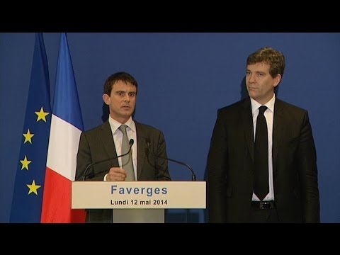 """Taubira et la Marseillaise: Valls dénonce des """"polémiques absurdes"""" - 12/05"""