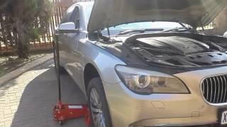 Auto ölwanne unterflur ablaufdeckel klappe für bmw 7 serie f01 730d 730i 740i
