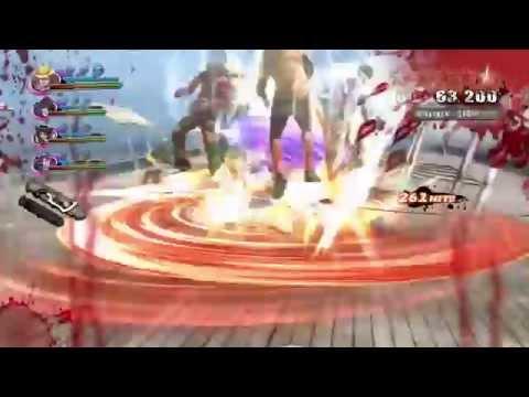 【PS4】『お姉チャンバラZ2 ~カオス~』プロモーションムービー2(Z表現あり)