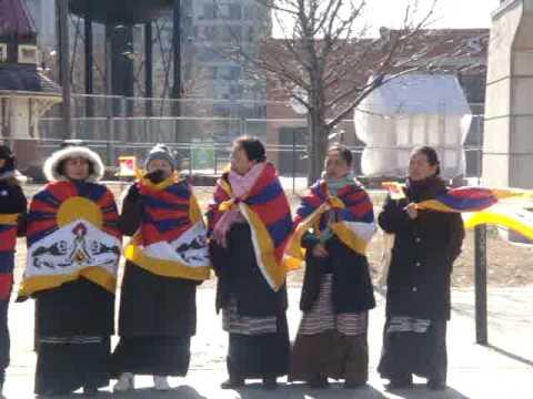 Stop Mining In Tibet,Toronto
