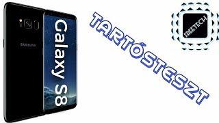 Samsung Galaxy S8 I TARTÓSTESZT